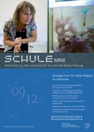 Zoologin Prof. Dr. Heike Wägele im Interview
