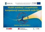 plik PDF - Departament Europejskiego Funduszu Społecznego