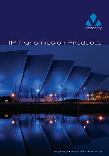ip transmission catalogue - Veracity