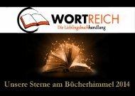 WortReich präsentiert: