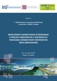 Konferencija UDINE C skupine - Hrvatska komora medicinskih sestara