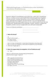 Mitarbeiterfragebogen zur Bedarfsanalyse einer betrieblich ...
