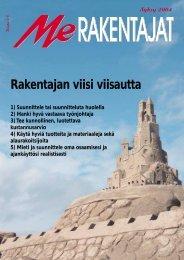 Me Rakentajat - Rakentaja.fi
