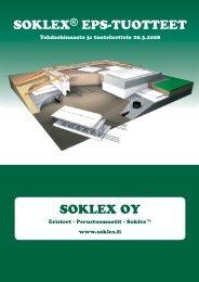 soklex tehdashinnasto 2008.indd - Rakentaja.fi