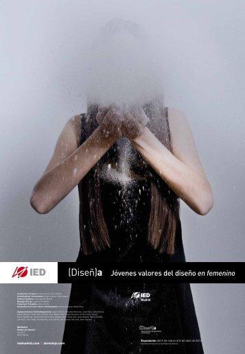 Jóvenes valores del diseño en femenino - IED Madrid