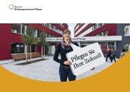 bz pflege image-broschüre - kpa bern fribourg