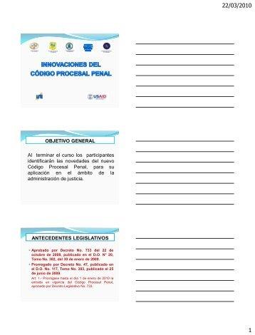 InnovacionesCPPdia-1.. - Escuela de Capacitación Fiscal - Fiscalía ...