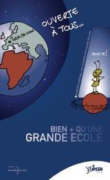 Bien + qu'une Grande Ecole - INSA de Lyon