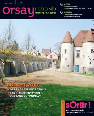 Orsay, notre ville - n°20 mai