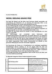 mosel riesling grand prix - Zellerland.de