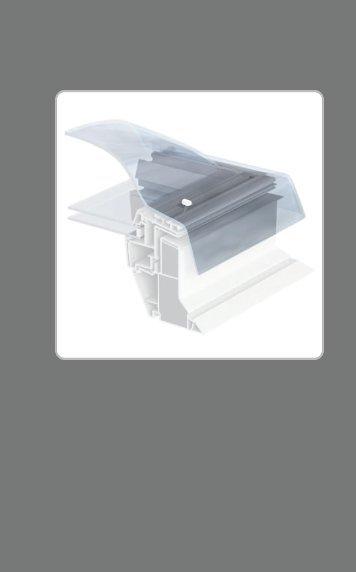 Fenêtres pour toits plats - Velux