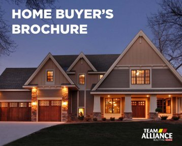 Home Buyers Brochure
