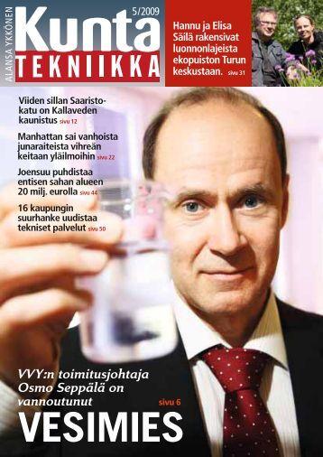 Lataa (pdf) - Kuntatekniikka.Fi