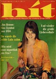 Hit Nr. 6 vom 6. Juni 1969