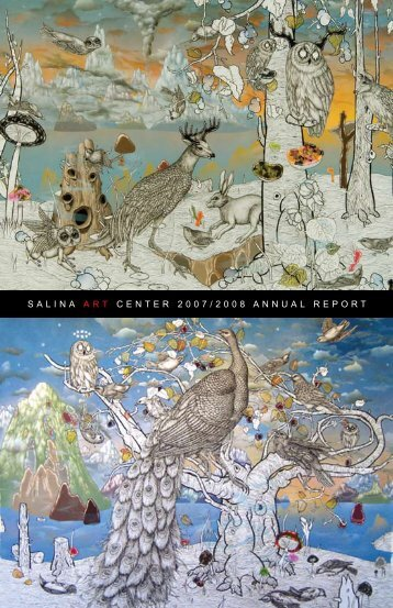 SALINA ART CENTER 2007/2008 ANNUAL REPORT