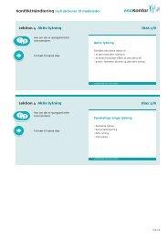 Lektion 4 Aktiv lytning Dias 1/8 Lektion 4 Aktiv lytning ... - BAR Kontor