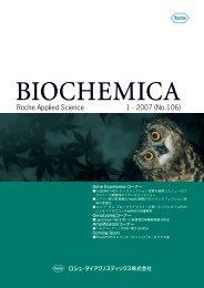 Roche Applied Science 1 · 2007 (No.106)