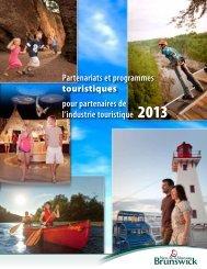 Partenariats et programmes pour partenaires de l'industrie