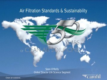 Air Filtration Standards & Sustainability - NEBB