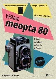 Meopta 80