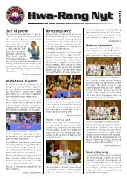 Juni - Ballerup Taekwondo Klub