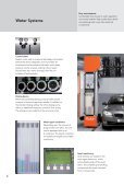 GENIUS Vitesse Roll-Over Wash Unit - Page 6