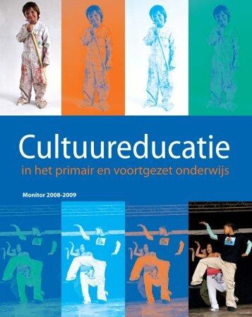 Cultuurmonitor2008-2009