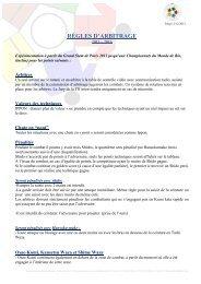 2013 - International Judo Federation