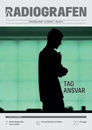 Radiografen 04, maj 2012, årgang 40 - Foreningen af Radiografer i ...