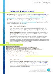 Media Saleswave - Global Concepts
