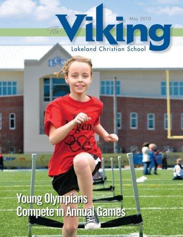 Viking – May 2010 - Lakeland Christian School