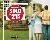 Sold In 21 days Brochure