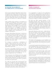 IL RUMORE NEGLI IMPIANTI DI ASPIRAZIONE E VENTILAZIONE ...