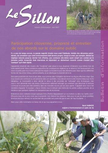 Le Sillon de Mai 2007 - Yffiniac