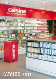 Katalog 2011 - Gesine.net