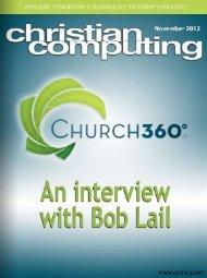 Church360 - Christian Computing Magazine