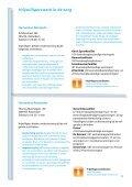 Vrijwilligerswerk in de zorg - Stichting Humanitas - Page 5