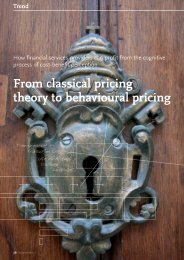 From classical pricing theory to behavioural pricing - solutionproviders