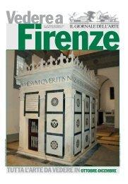 Vedere a Firenze - Il Giornale dell'Arte