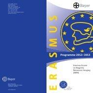 Program 2012-2013 (PDF) - ESR - Congress Calendar