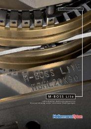 Der M-BOSS Lite Drucker ist für maximal - Hellermanntyton
