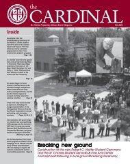 Fall 2005 - St. Charles Preparatory School