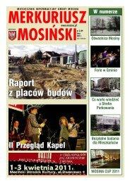 Wydanie nr 2/89 - Mosina, Urząd Miasta