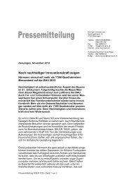 Voransicht vollständiger Pressetext - Hoermann.ch