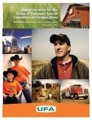 UFA - Canadian Co-operative Association
