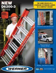D6200-3 Series - National Ladder and Scaffold Co.