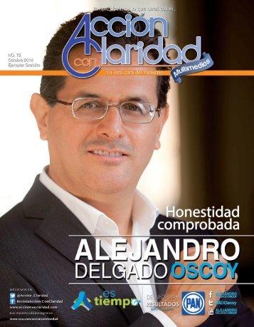 Revista Accion con Claridad No. 72