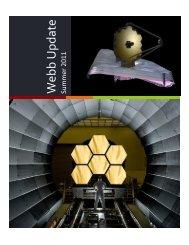 Download the .pdf - James Webb Space Telescope - NASA