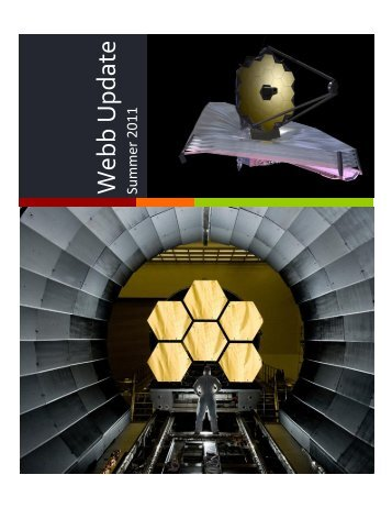 Download the .pdf - James Webb Space Telescope - NASA