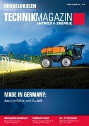 Energieeffizienz und Qualität - Henkelhausen GmbH & Co. KG